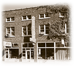 Hupp Electric Marion Iowa timeline 2nd ave building
