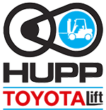 Hupp Toyota Lift Logo