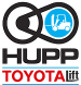 Hupp Toyota Lift mobile header logo