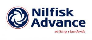 Hupp Toyota Lift Sales Nilfisk Advance logo
