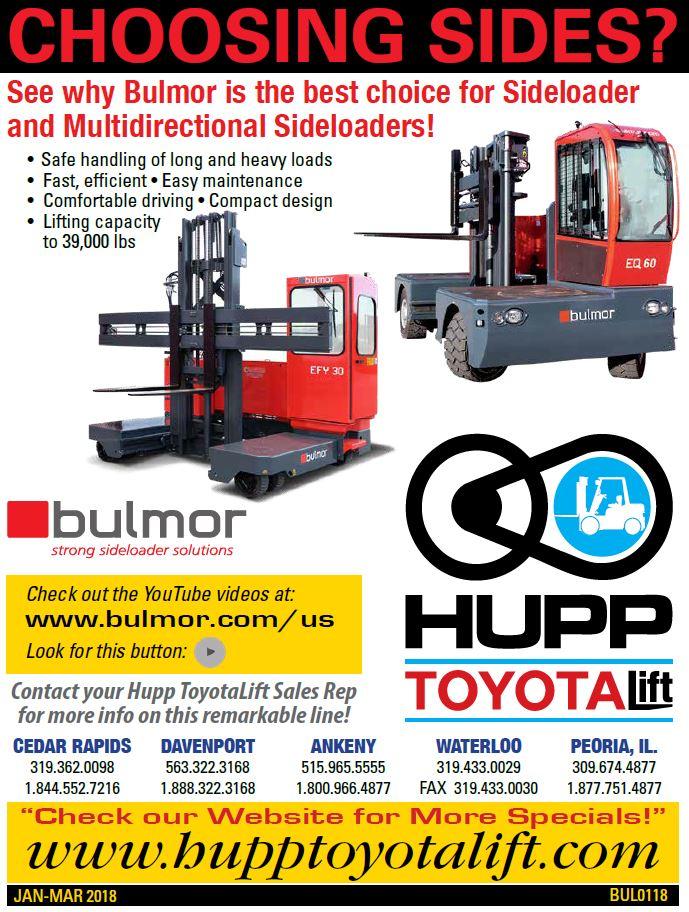 BUL0118•BulmorSideloaders