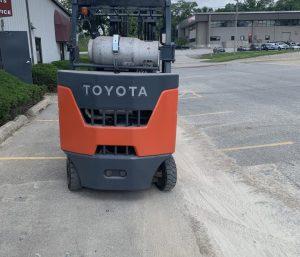 Toyota - 8FGC35U-10579