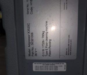 Advance - X3520C - 1000068038