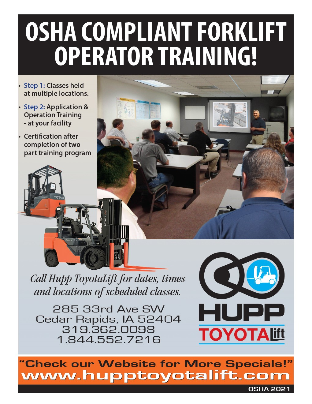 Hupp-Toyota-Osha-Training